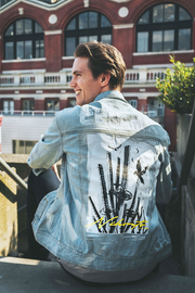 Hagane Denim Jacket