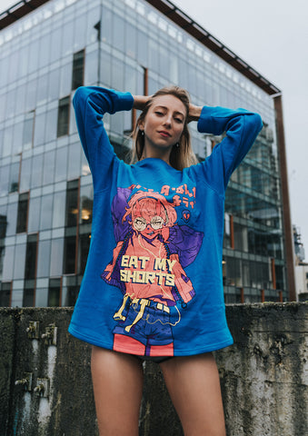 Oni Girl Sweater [Available in USA & Canada]