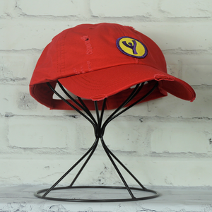 ClyFIT Velcro-Back Dad Hat