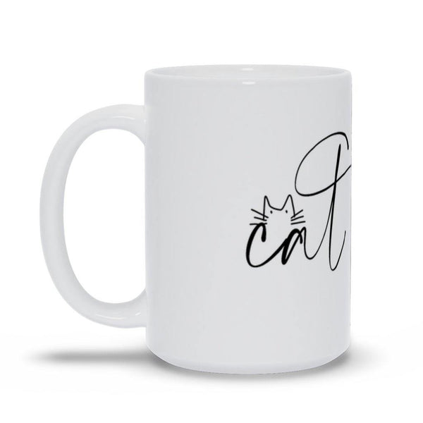 Cat Mom Mug - Original Family Shop