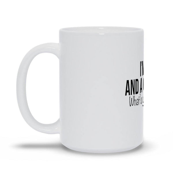 Dad And Counselor Mug - Original Family Shop