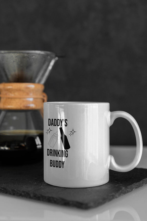 Daddy's Drinking Buddy Mug - Original Family Shop