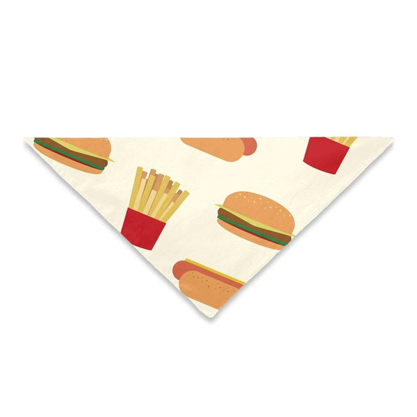 Hamburger Pet Bandana - Original Family Shop