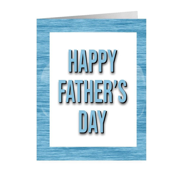 Happy Father's Day Card - Original Family Shop