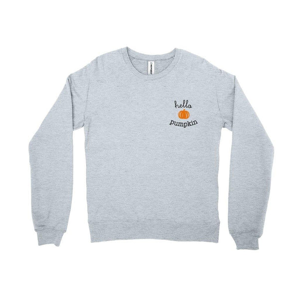 Hello Pumpkin Sweatshirt - Original Family Shop