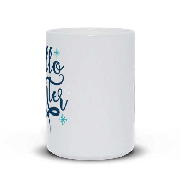 Hello Winter Mug - Original Family Shop