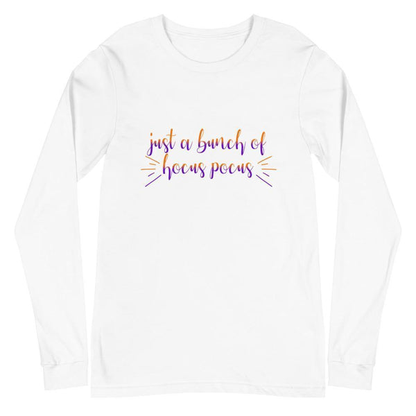 Hocus Pocus Long Sleeve Shirt - Original Family Shop