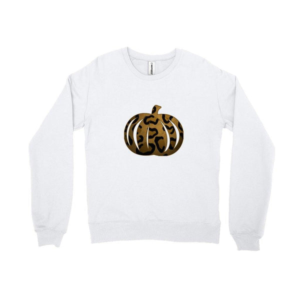 Leopard Print Pumpkin Sweatshirt - Original Family Shop