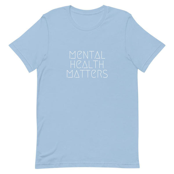 Mental Health Matters T-Shirt - Original Family Shop