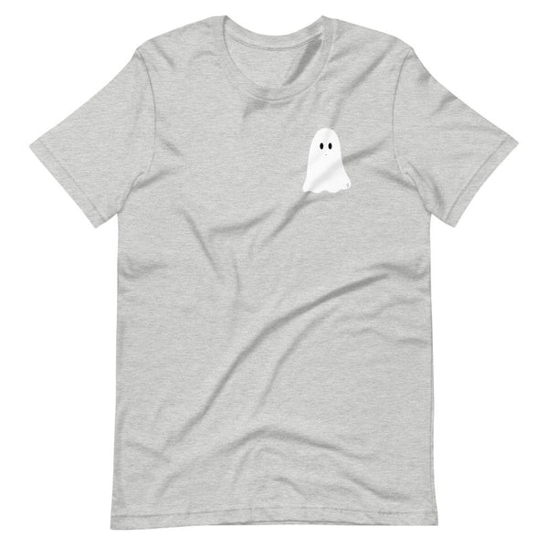 Smiling Ghost Unisex T-Shirt - Original Family Shop