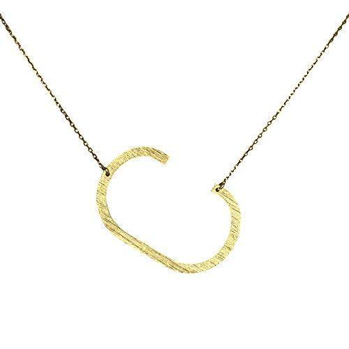 Monogram Collection Initial Necklace - Original Family Shop