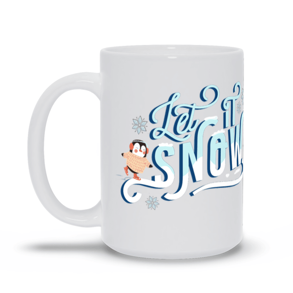 Let It Snow Mug