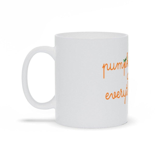 Pumpkin Spice Cursive Mug - Original Family Shop