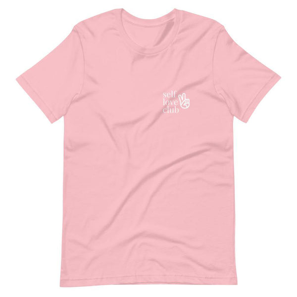 Self Love Club T-Shirt - Original Family Shop