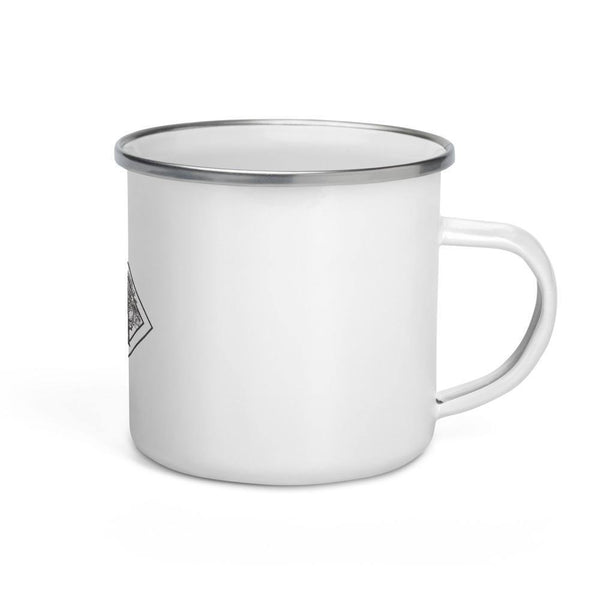 Wild & Free Enamel Mug - Original Family Shop
