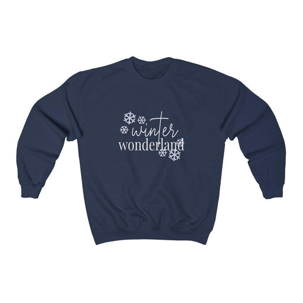 Winter Wonderland Sweatshirt - Original Family Shop