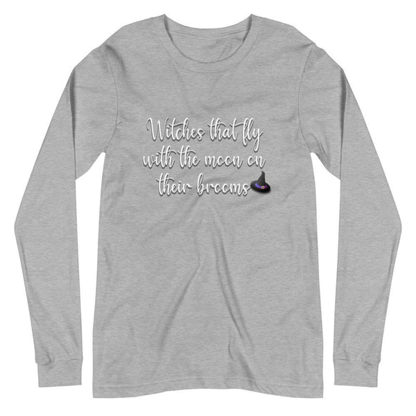 Witches That Fly Long Sleeve Shirt - Original Family Shop