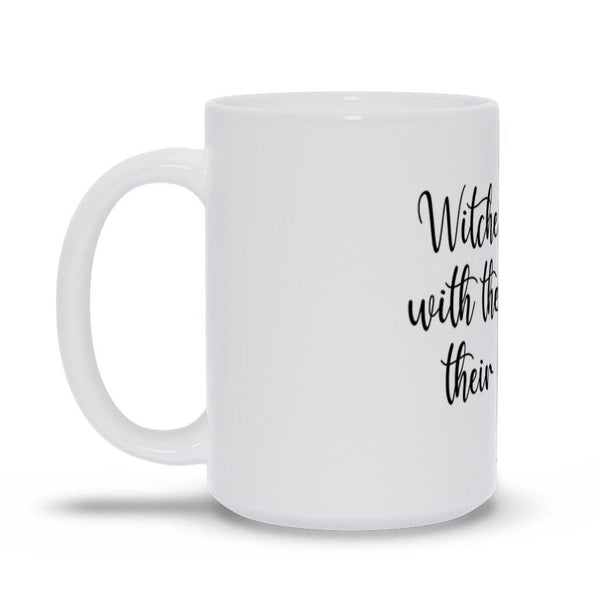 Witches That Fly Mug - Original Family Shop