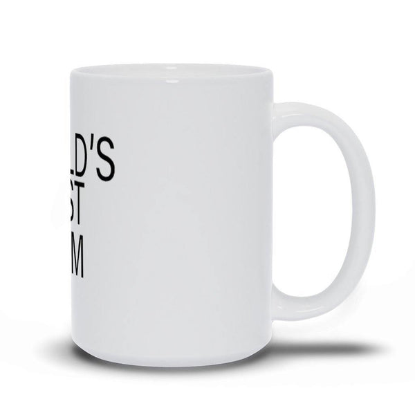 World's Best Mom Mug - Original Family Shop