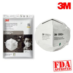 Masque 3M KN95 9502+ - StopGerms