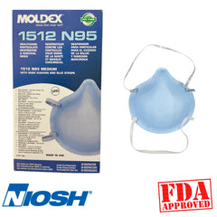 Masque N95-1512 MOLDEX Paquet de 20 - StopGerms