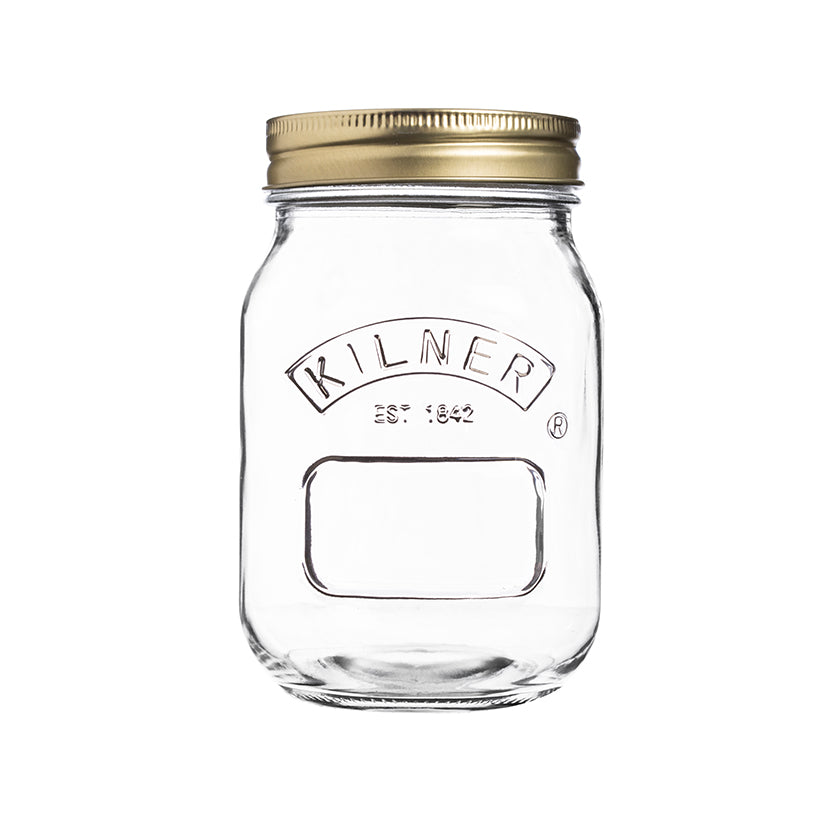 Genuine Preserve Jar 500ml