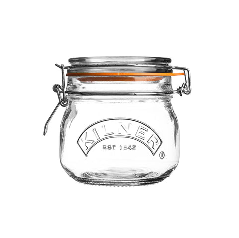 Kilner® Round Clip Top Jar 500ml