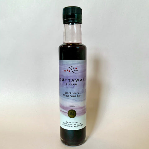 Cuttaway Creek Blackberry Wine Vinegar