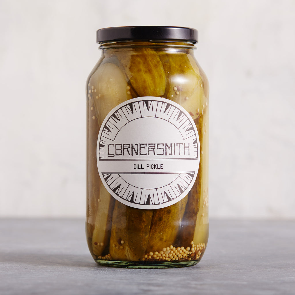 Cornersmith Dill Pickles