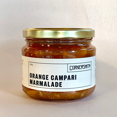 Orange Campari Marmalade