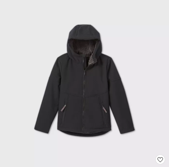 Kids' Sherpa Jacket