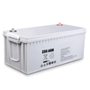 250AH 12v Deep Cycle Sealed AGM Battery 12 Volt Caravan Camping Solar Power - iPower