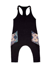 Baby Black Alchemy Onesie