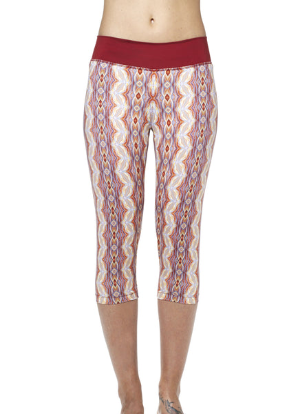 Bloom Yoga Capri