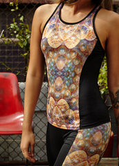 Eggcension Racerback Top