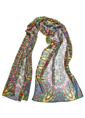 Floral Vision Scarf