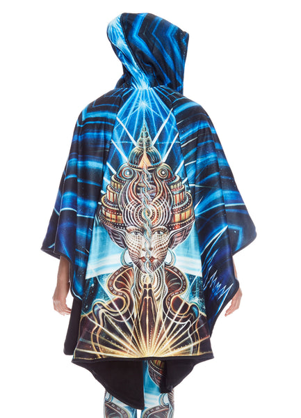 Extra Warm Galactic Poncho