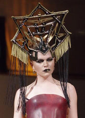 Rockstar Geometry Headdress