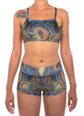 Sonic Bloom Sports Bra