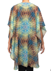 Spectral Prism Shawl