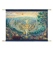 Vision Train Tapestry