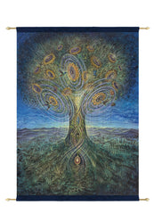 Coming Soon - Sonic Bloom Tapestry