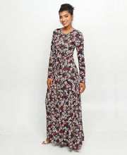Load image into Gallery viewer, Maxi Dress - Navy - Belladeem
