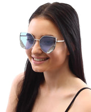 Load image into Gallery viewer, Sunglasses - Silver - Belladeem