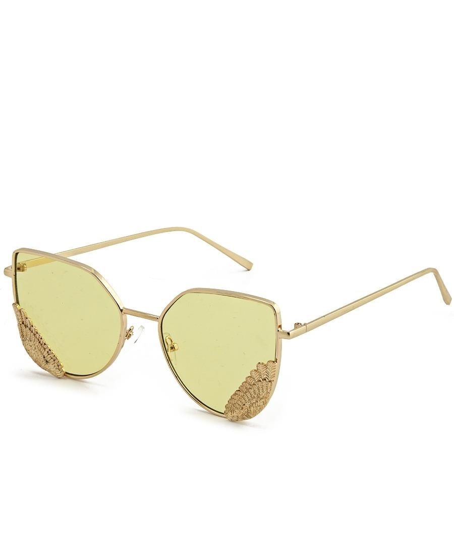 Sunglasses - Gold