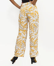 Load image into Gallery viewer, Wide Leg Pants - Mustard - Belladeem