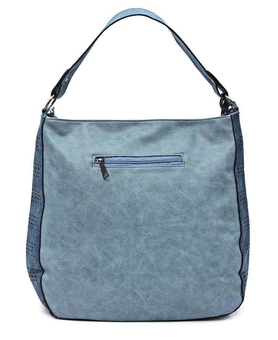 Hobo Bag - Blue