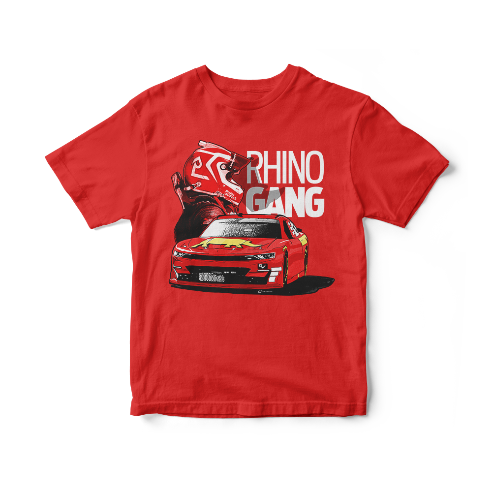 Rhino Gang Comic T-Shirt