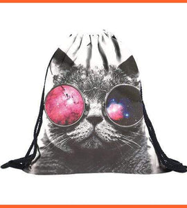 Rebel Cat Backpack
