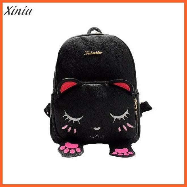 Fun back packs Cats